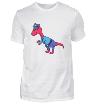 Dinosaurier Polizei Fleischfresser Veloc