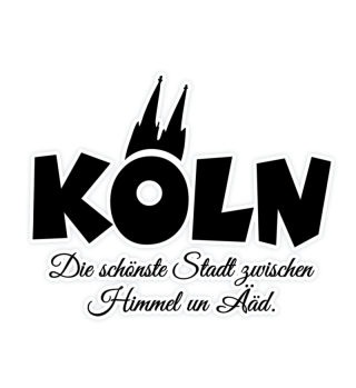 Köln, schönste Stadt Himmel un Ääd