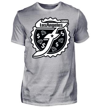 Herren Kurzarm T-Shirt 7 BW Ramirez
