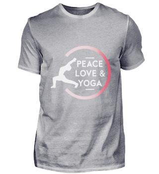 Frieden Liebe & Yoga