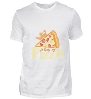 Pizza King Pizza Baker Saying