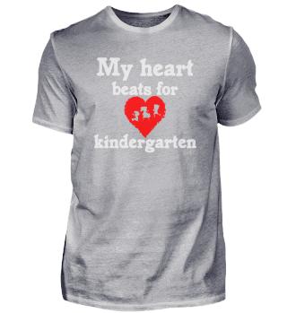 Kindergarten Spruch | Herz Erzieherin