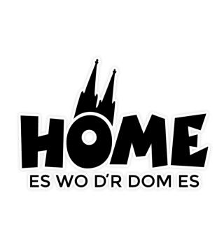 Home es wo d'r Dom es