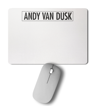 Mousepad mit Logo