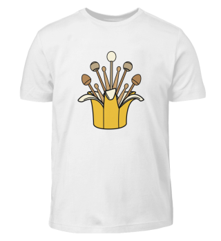 LCP CROWN T-SHIRT KIDS