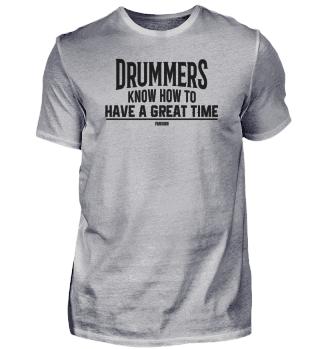 Drummer percussion music drum singing