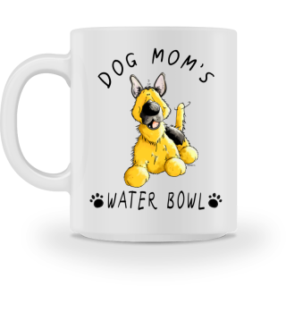 German Shepherd Dog Mom Bowl I Mug