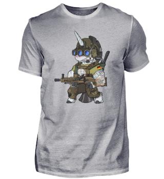 Airsoft Unicorn Milsim Soldier