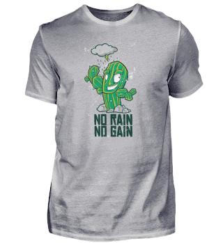 No Rain Cactus
