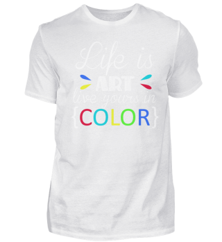 LIFE ART OF COLURS!