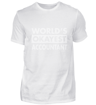 FUNNY ACCOUNTANT TEE