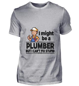 D001-0301B Proud Plumber Klempner - Can'