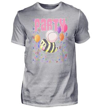 Biene Arbeit Party Geschenk