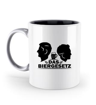 Zweifarbige Kaffeetasse | Team BGB