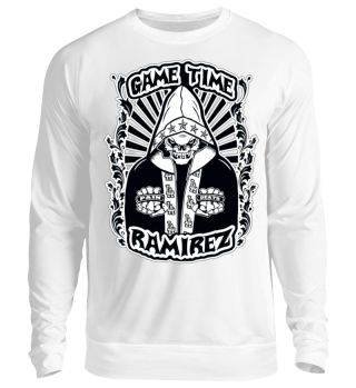 Herren Langarm Shirt Game Time Ramirez