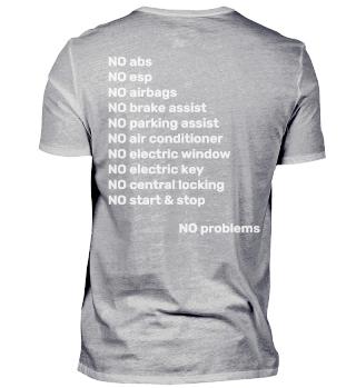 DYCC - No Problems - Backprint