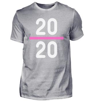 2020 Shirt Herren