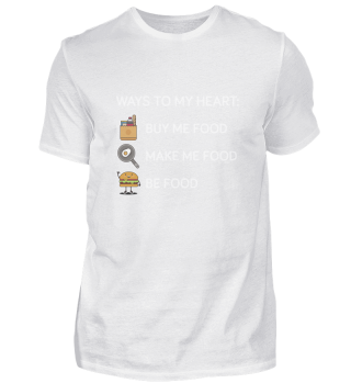 Eat. Food. Love. Chef. Cooking. Passion. Heart.