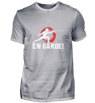 Fencing Sports | Fencer Foil En Garde