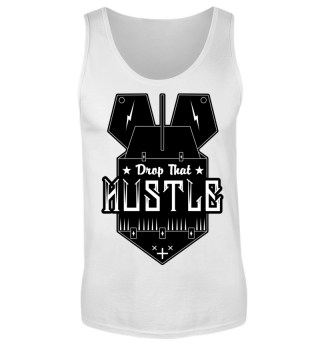 Herren Tank Top Drop That Hustle Ramirez