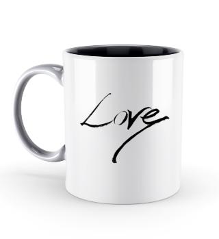 Love Unzertrennlich ValetinstagGeschenk