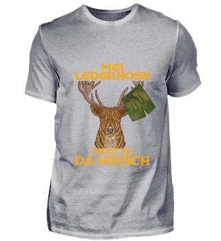 Oktoberfest Deere Shirt Beer Booze