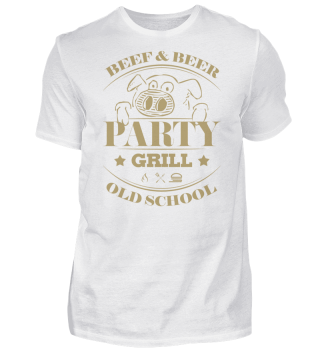 ☛ Partygrill - Old School - Pork #4G