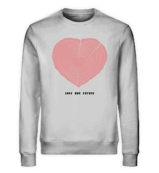 Save Our Future - Organic Swetshirt