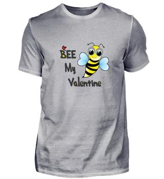 BEE My Valentine. Mein Valentinsschatz.