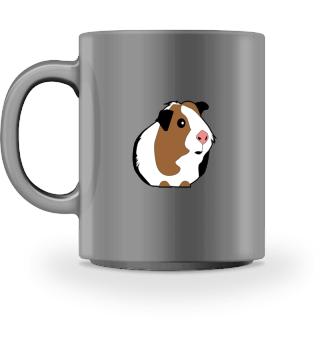 Meerschweinchen Tasse Trinknapf Frauchen
