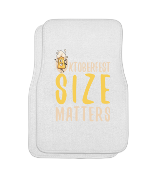 Oktoberfest depends on size