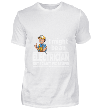 D001-0312A Proud Electrician Elektriker