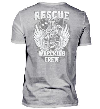 Feuerwehr | Rescue wrecking crew