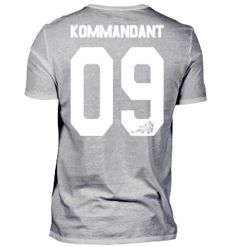Feuerwehr | Kommandant 09