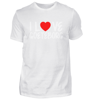 I Love GOETERBORG