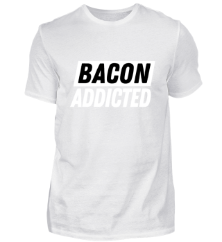 bacon addicted burger fast food gift