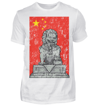 CHINESE LION | SHIRTS for Him & Her