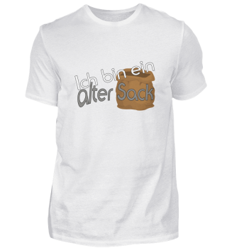 Oldiefans - Alter Sack Shirt
