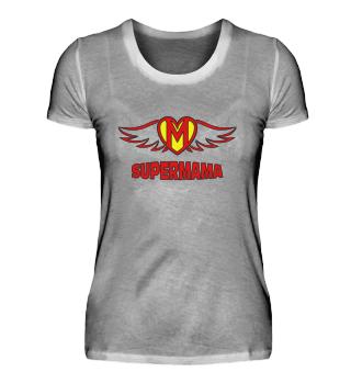 Supermama Damen T-Shirt