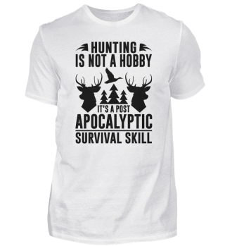 Hunting - Apocalyptic skill