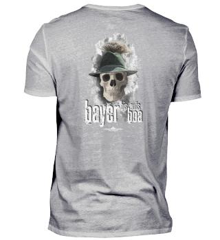 Bayer bis aufs Boa 01 - Rückseitendruck