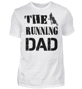 The running Dad, Papa joggt Fitness