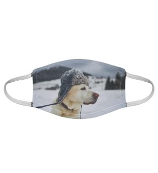 Hund / Winterlandschaft 20.77