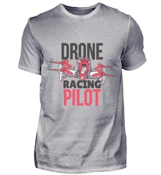 Drone racing Pilot Drone Shirts