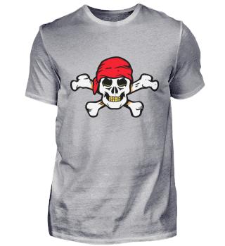 Piratenkopf – Totenkopf