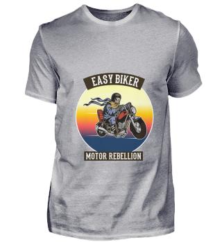 easy biker motor rebellion