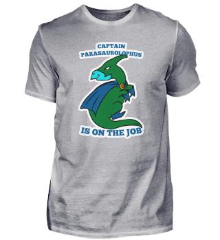 Parasaurolophus dinosaur gift