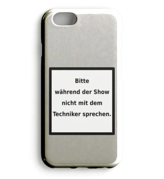 Warnhinweis Techniker - lustig - V