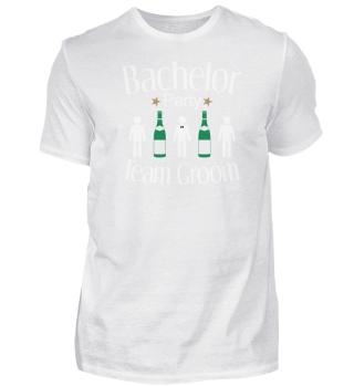 JGA Bachelor Party Team Groom