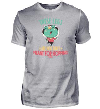 Froschlurch hört Kinder Musik